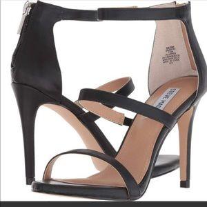 Steve Madden Patent Leather 3 Strap Heels
